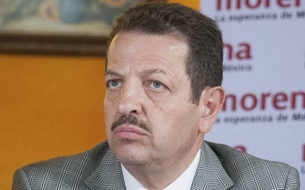 Sancionarían a candidato de Morena de la CDMX tras llamadas telefónicas