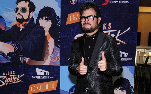 Aleks Syntek volverá a la actuación en cinta biográfica