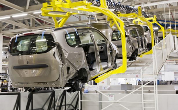 GM reporta ingresos de 41.2 mil millones  de dólares en 3 meses, creciendo 10.6%
