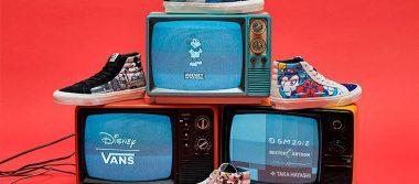 Vans festeja los 90 años de Mickey Mouse con nueva colección