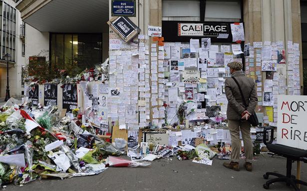 Charlie Hebdo, a tres años del terror en los medios franceses