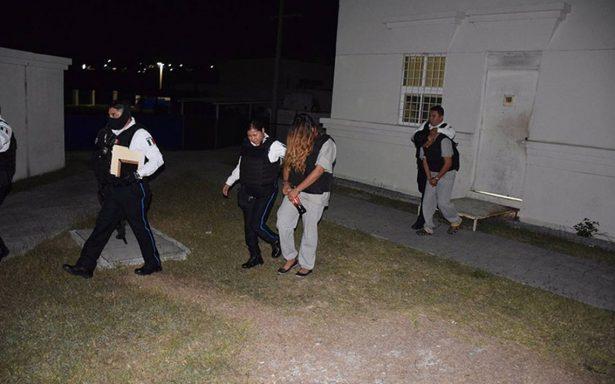 Matrimonio fue trasladado al penal de Altamira acusado de homicidio