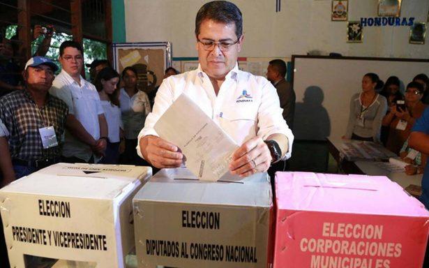 Honduras inicia comicios presidenciales para elegir a su nuevo representante