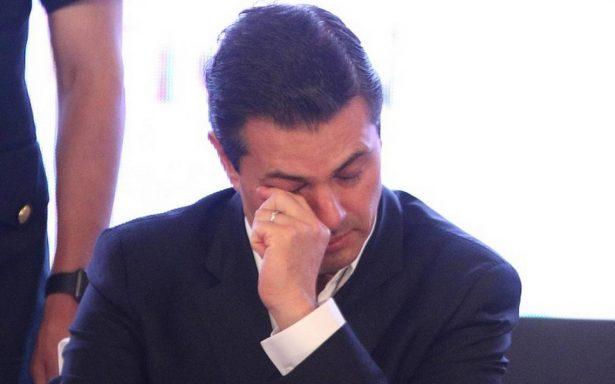 Peña Nieto triste y en duelo tras muerte de estudiantes de Jalisco: Presidencia