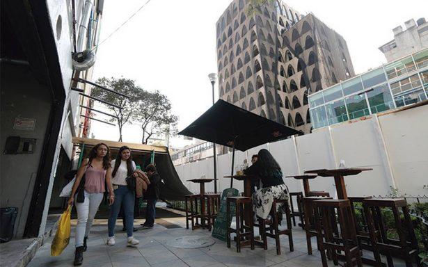 Empresarios exigen entrega de recursos para la Zona Rosa