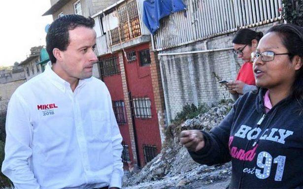 Mikel Arriola pide rescatar barrancas, ríos y presas en Álvaro Obregón