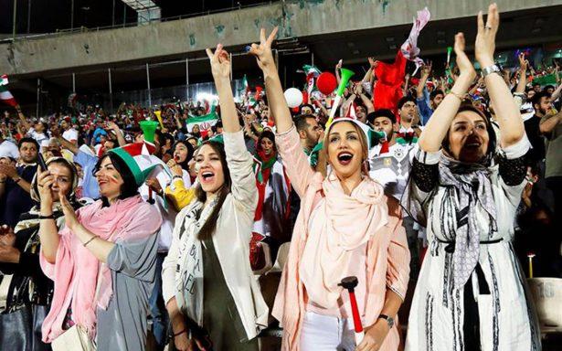 Mundial logra que Irán permita la entrada de mujeres a un estadio