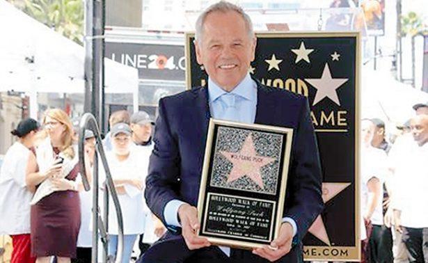 El chef de Hollywood ya tiene su estrella en el Paseo de la Fama