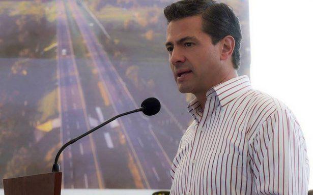 Peña Nieto entregará obras de ampliación del Paseo de la República
