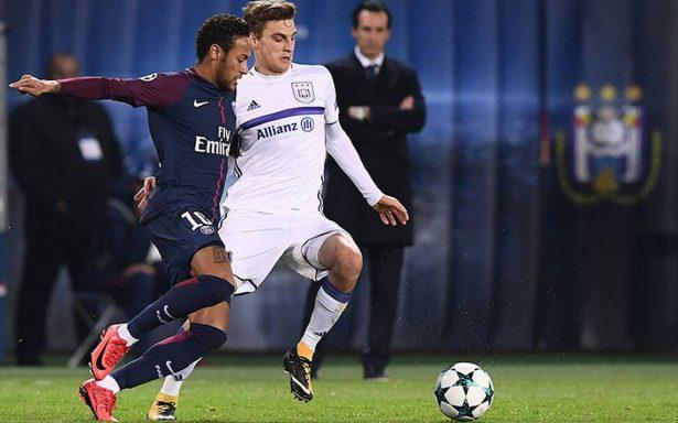 Neymar ya no soporta al entrenador del PSG, Unai Emery