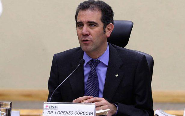 Acuerdo con Facebook promueve el voto libre y bien informado: Lorenzo Córdova