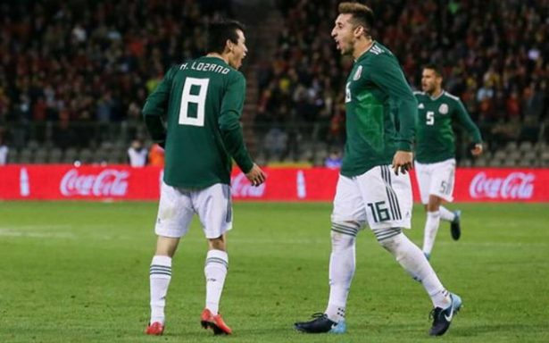 México buscará prepararse con selecciones de alto calibre