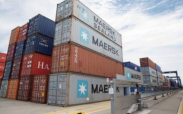 ¡De México para el mundo! Repuntan 13.2% las exportaciones