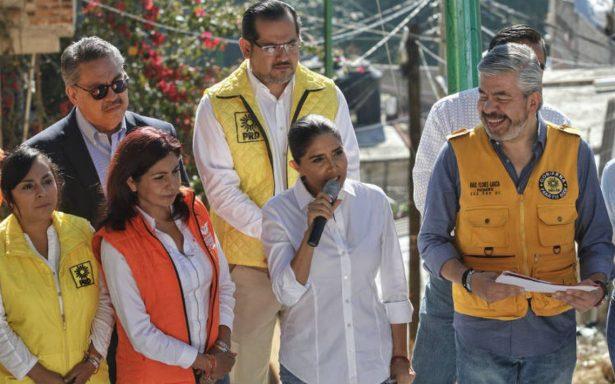 "Barrales presenta primera etapa del ""Metroférico"""