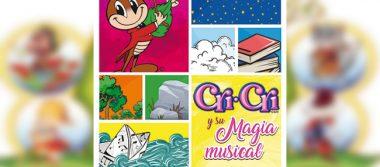 Filarmónica de las Artes celebra  a los niños con inédito de Cri Cri