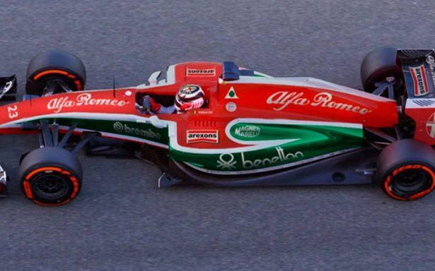 Tras 30 años de ausencia, regresa la escudería Alfa Romeo a la Fórmula 1