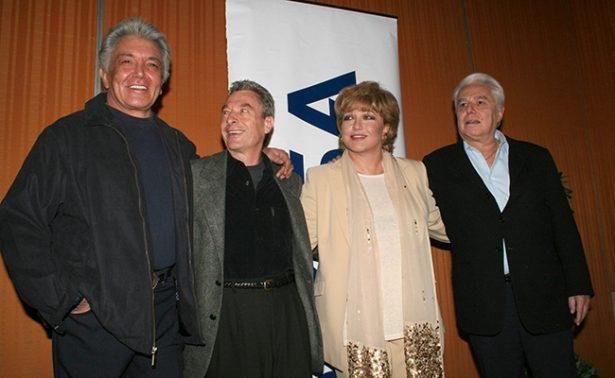 Angélica María y César Costa, fundadores del Rock & Roll en México