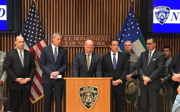 Atropellamiento en Manhattan fue un acto terrorista: alcalde de NY