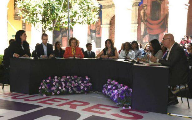 Inicia segundo foro del Frente Ciudadano, tema central: mujeres