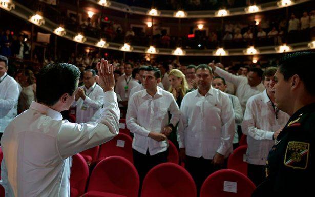 Este es el último Tianguis Turístico que inauguro: Peña Nieto