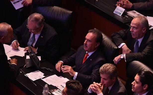 Emilio Gamboa cederá a Ana Lilia Herrera presidencia de Jucopo