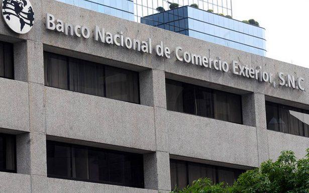 Destina Bancomext 42mdp a pensiones