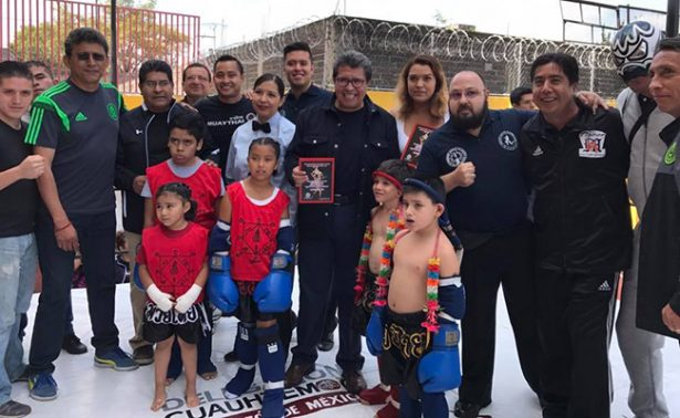 Monreal planea homenaje a Márquez