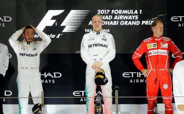 Bottas ganó el Gran Premio de Abu Dabi, el último del Mundial de F1