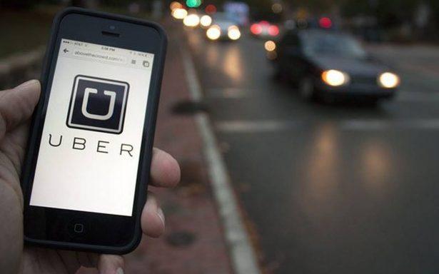 Se sujeta Uber a nueva ley; prohíbe cobro en efectivo
