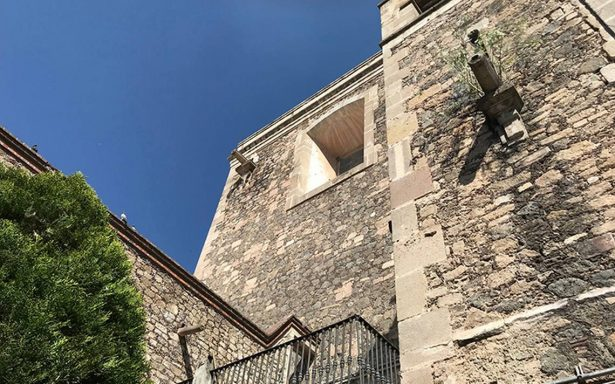 Exconvento Franciscano y Parroquia El Sagrario de Tulancingo, conserva actas del siglo XV