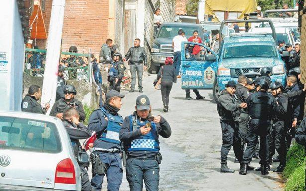 Los 4 grupos de narcomenudeo que luchan por la CDMX