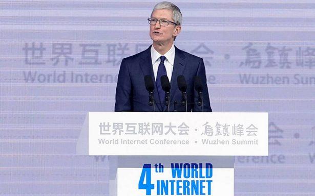 Desarrolladores en China que usan nuestra plataforma han ganado 17 mil mdd: Apple