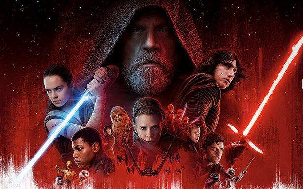 'Star Wars' se lleva el último fin de semana de 2017 en EU