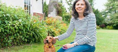 La escritora británica Helen Bailey pudo ser enterrada viva