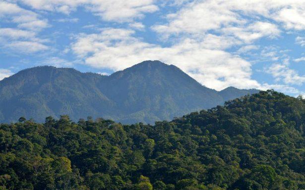 Buscan a excursionistas en volcán Tacaná
