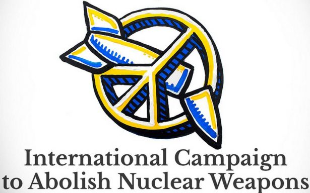 Campaña Internacional para Abolición de Armas Nucleares, Nobel de la Paz 2017
