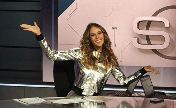 Vanessa Huppenkothen imita a Shakira en programa de ESPN