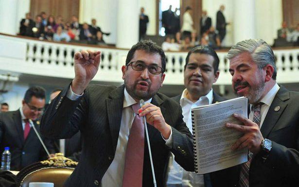 Ya estamos grandecitos y no le pedimos opinión a AMLO, responden diputados de Morena a Mancera