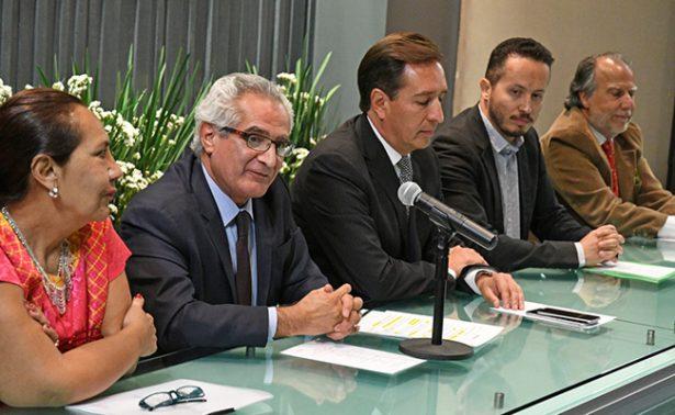 Secretaría de Cultura rinde tributo póstumo al  antropólogo Carlos García Martínez