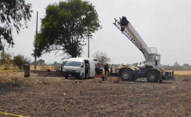 #Video Continúa rescate de niño que cayó a pozo en Guanajuato