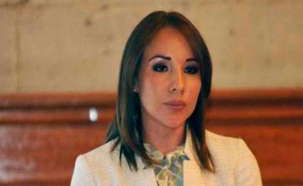 Dan a Xóchitl Tress, novia de Duarte, tres años de prisión