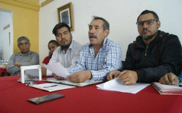 CNTE se deslinda de los 'pozoleros'; piden a Morena rechazar oportunismo