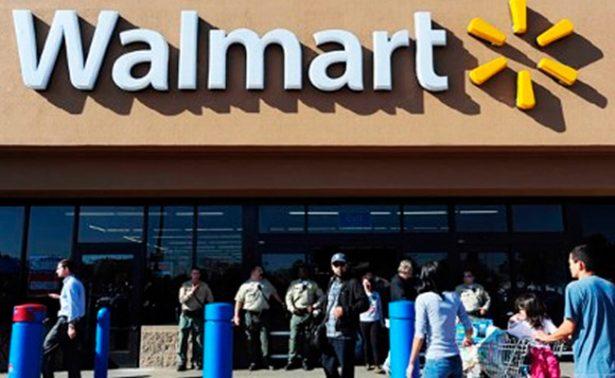 Walmart crece al ritmo del 7.3% al primer trimestre del año según reporte a BMV