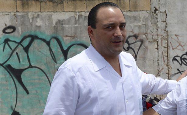 PGR y SRE alistan trámites para extradición de Roberto Borge