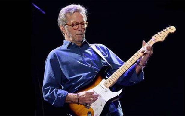 Eric Clapton confiesa: Por enfermedad, me estoy quedando sordo