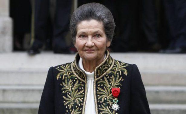 Muere Simone Veil, primera mujer presidenta del PE y figura del feminismo