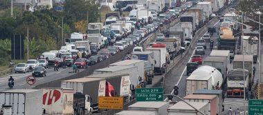 Brasil colapsa por el alza a combustibles