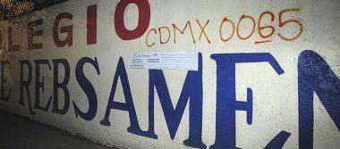 Padres de víctimas del Colegio Rébsamen suspenden demolición