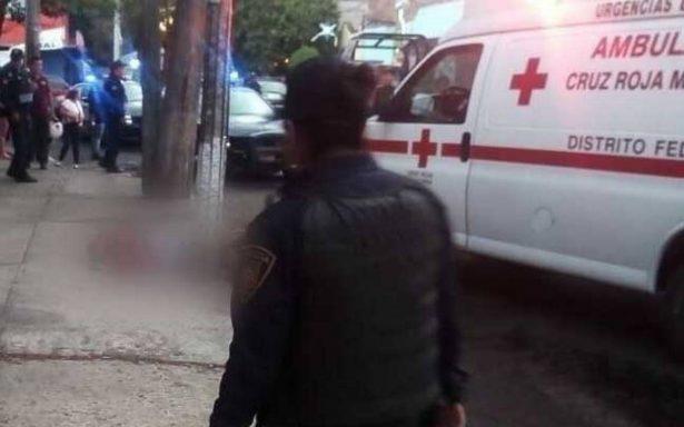 Un muerto tras balacera en Azcapotzalco