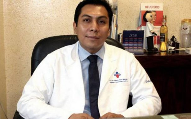Liberan al médico Luis Alberto acusado del supuesto homicidio de un niño